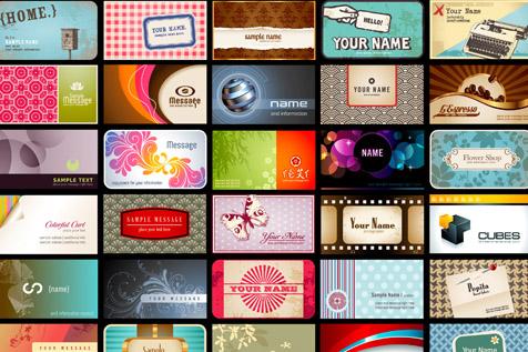 کارت های ویزیت مختلف - شماره 3