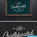 chalkboard mock cat 150x150 دانلود ماک آپ فتوشاپ تخته سیاه