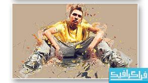 دانلود اکشن فتوشاپ ساخت طرح هنری – شماره 2