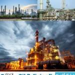 oil refinery cat 150x150 دانلود تصاویر استوک پالایشگاه نفت