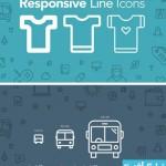 responsive line ico cat 150x150 دانلود آیکون های واکنش گرا خطی – Responsive