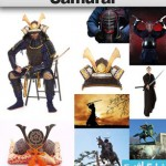 samurai cat 150x150 دانلود تصاویر استوک سامورایی – Samurai