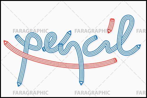 Pencil Pattern page آموزش ایلوستریتور ساخت پترن مداد