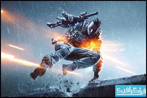 دانلود والپیپر بازی Battlefield 4