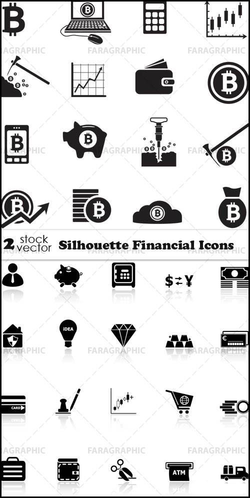 آیکون های مالی و پول - شماره 3