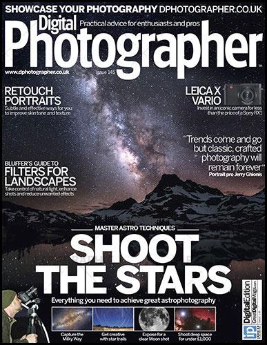 مجله عکاسی Digital Photographer - شماره 145