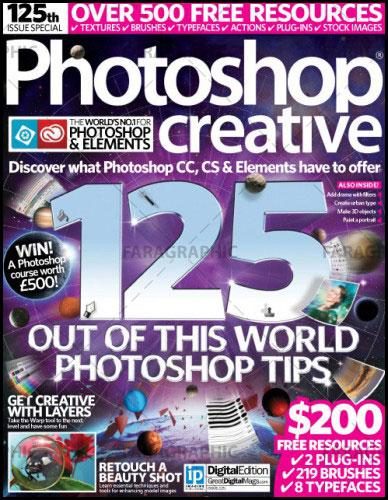 دانلود مجله فتوشاپ Photoshop Creative - شماره 125
