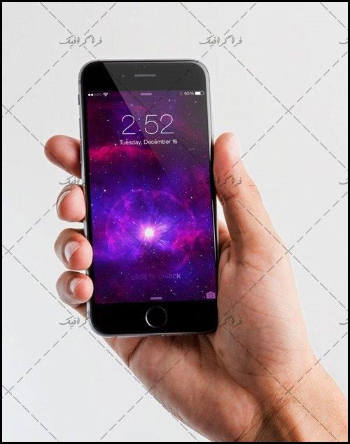 دانلود ماک آپ گوشی iPhone 6 - شماره 6