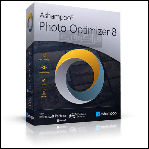 نرم افزار بهینه سازی عکس 8 Ashampoo Photo Optimizer