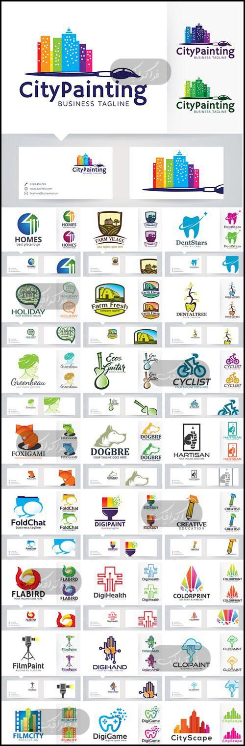 دانلود لوگو های وکتور لایه باز مختلف - شماره 265