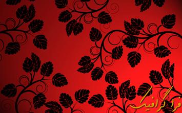 وکتور گلدار - شماره 3