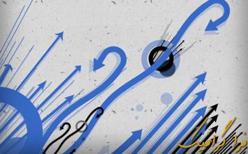 دانلود براش های فتوشاپ پیکان - Arrows