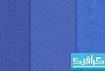 پترن فتوشاپ آبی Blueprint