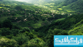 دانلود والپیپر جنگل armenia