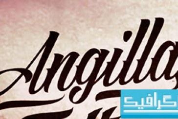 دانلود فونت انگلیسی Angilla Tatto