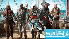 دانلود والپیپر بازی Assassin Creed IV