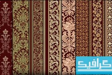 پترن های فتوشاپ طرح فرش