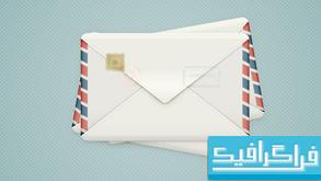 آموزش ایلوستریتور ساخت پاکت نامه - قسمت 2