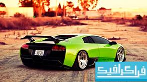 دانلود والپیپر ماشین Lamborghini