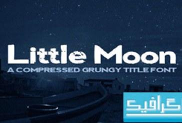 دانلود فونت انگلیسی Little Moon