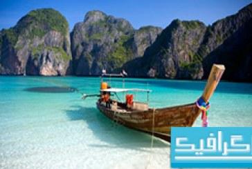 دانلود والپیپر ساحل تایلند