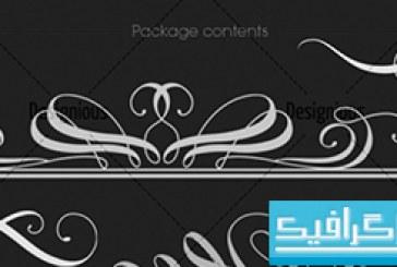 دانلود براش فتوشاپ طرح های تزئینی – 3