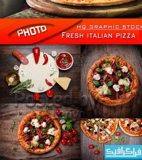 دانلود تصاویر استوک پیتزا