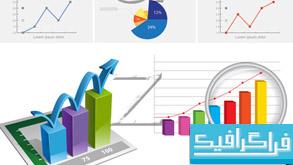 وکتورهای سود و رشد مالی