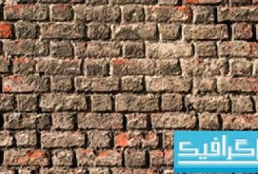 تکسچر دیوار آجری – شماره 3