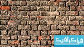 تکسچر دیوار آجری - شماره 3