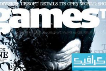 مجله بازی games TM – شماره 138