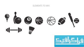 دانلود لوگو های ورزشی