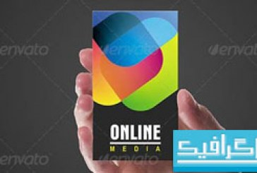 کارت ویزیت Online Media Business Card
