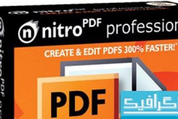 دانلود نرم افزار ساخت پی دی اف Nitro Pro 9 Final x86-x64