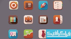 دانلود آیکون برنامه های موبایل - شماره 2