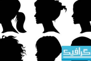 وکتور های سر زن