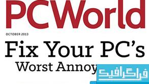مجله کامپیوتری PC World - اکتبر 2013