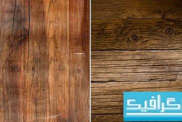 تکسچر های چوب – شماره 2