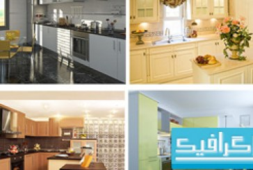 دانلود تصاویر استوک آشپزخانه های مدرن – 2