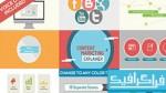 پروژه های افتر افکت Content Marketing Explainer