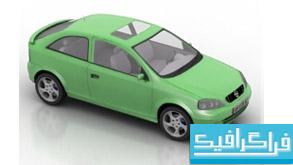 مدل سه بعدی اتومبیل - شماره 2