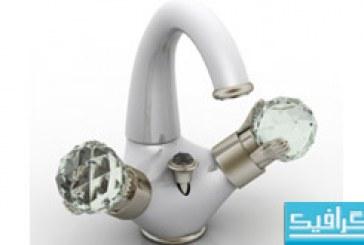 مدل سه بعدی شیر آب – Faucet 3D Model