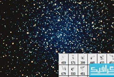 دانلود براش های فتوشاپ کهکشان