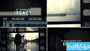 پروژه افتر افکت Movie Trailer