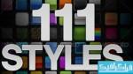 دانلود 111 استایل مختلف فتوشاپ