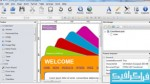 دانلود نرم افزار ساخت صفحات وب Easy Web Builder v.2