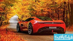 دانلود والپیپر ماشین Aston Martin