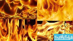 تکسچرهای آتش