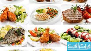 دانلود تصاویر استوک غذا