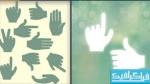 وکتور های دست